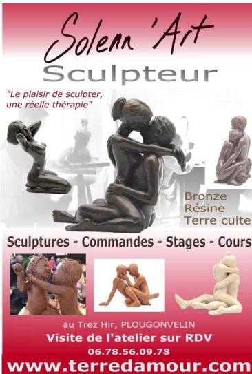 Solenn 'Art sculpteur en Bretagne